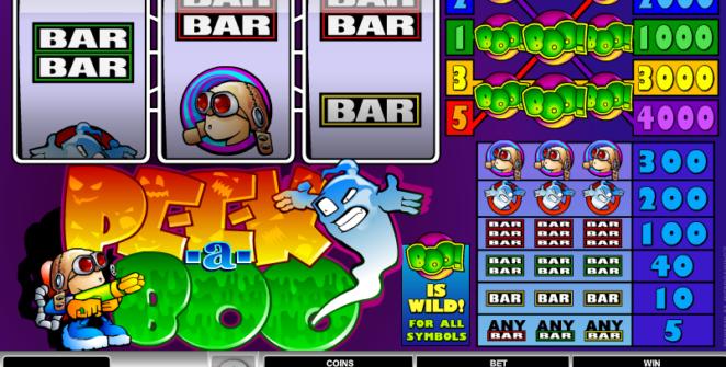 Casino Spiele Peek-a-Boo Online Kostenlos Spielen