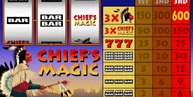 Spielautomat Chief's Magic Online Kostenlos Spielen