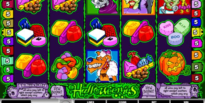 Halloweenies Spielautomat Kostenlos Spielen