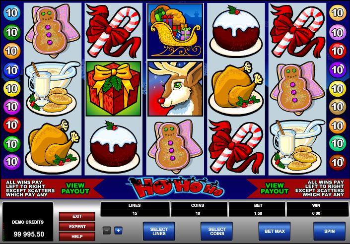 Spielautomat Ho Ho Ho Online Kostenlos Spielen