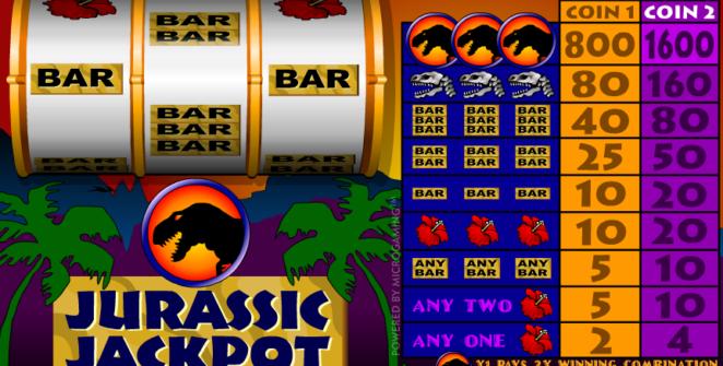 Jurassic Jackpot Spielautomat Kostenlos Spielen