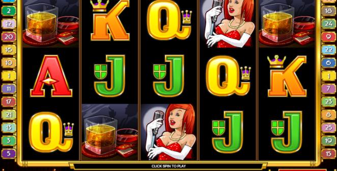 Lady In Red Spielautomat Kostenlos Spielen