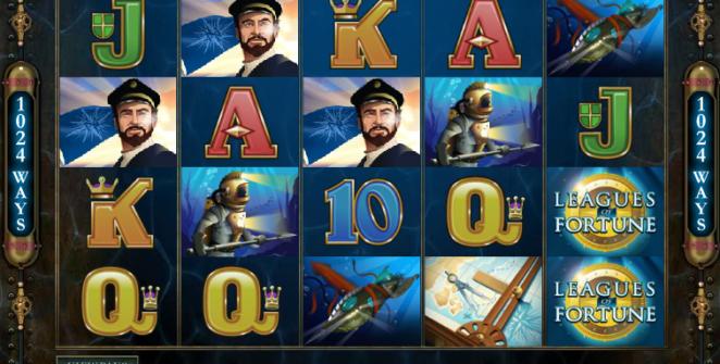Spielautomat Leagues Of Fortune Online Kostenlos Spielen
