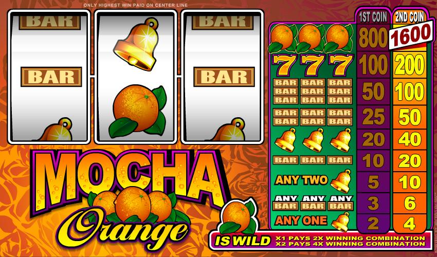 Casino Spiele Mocha Orange Online Kostenlos Spielen