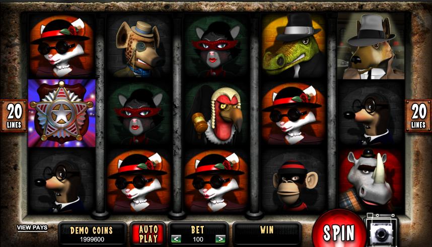 Casino Spiele Mugshot Madness Online Kostenlos Spielen