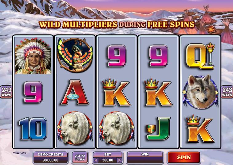 Mystic Dreams Spielautomat Kostenlos Spielen