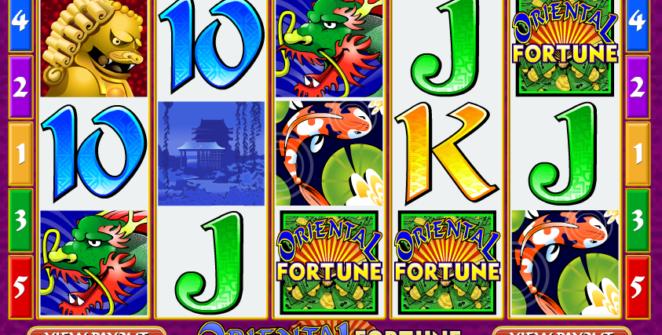 Oriental Fortune Spielautomat Kostenlos Spielen
