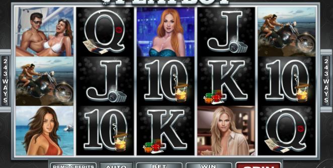 Kostenlose Spielautomat Playboy Online