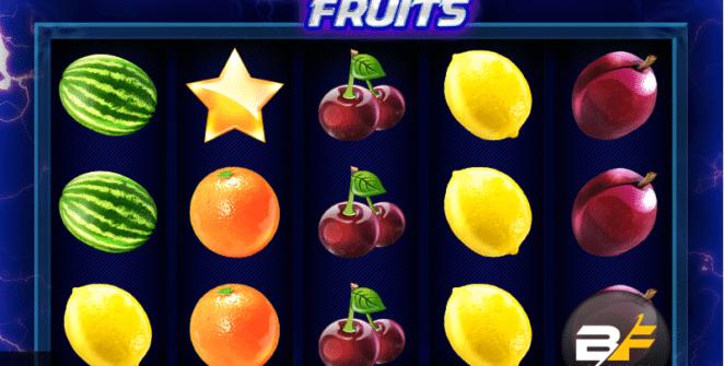 Kostenlose Spielautomat Energy Fruits Online
