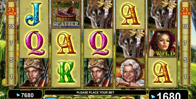 Kostenlose Spielautomat Forest Tale Online