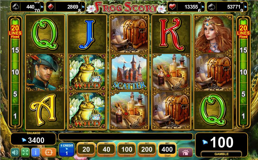 casino spiele software