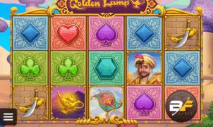 Kostenlose Spielautomat Golden Lamp Online