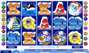 Kostenlose Spielautomat Santa Paws Online