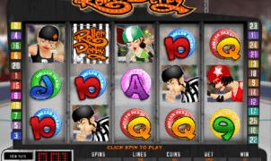 Roller Derby Spielautomat Kostenlos Spielen
