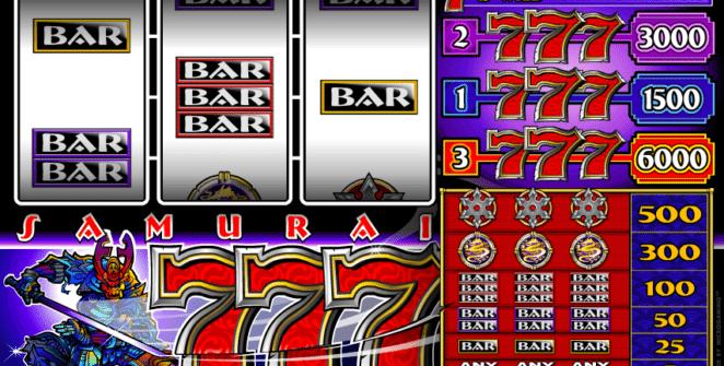 Spielautomat Samurai Sevens Online Kostenlos Spielen