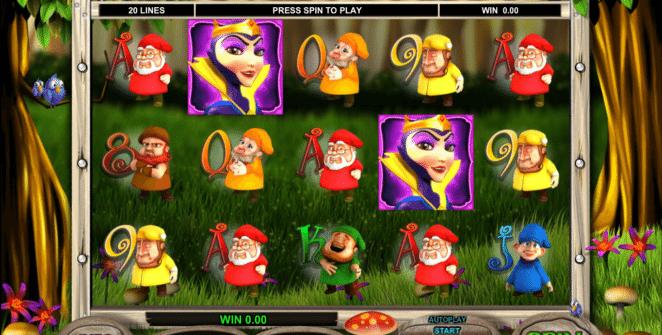 Spielautomat Seven Lucky Dwarfs Online Kostenlos Spielen