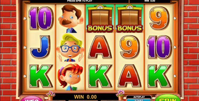 Spielautomat Magic Building Online Kostenlos Spielen