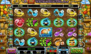 Potion Factory Leander Spielautomat Kostenlos Spielen