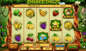 Snake Slot Spielautomat Kostenlos Spielen