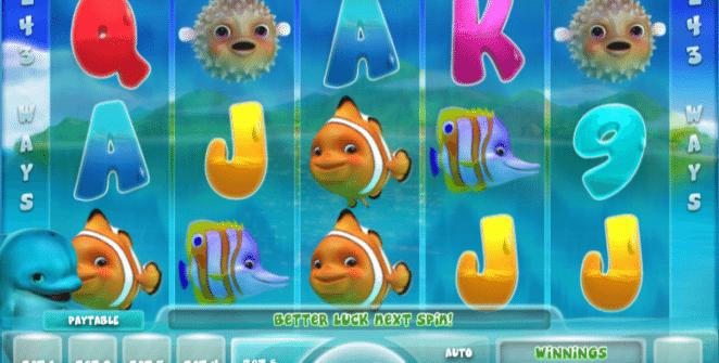 Dolphins Island Spielautomat Kostenlos Spielen