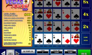 Kostenlose Spielautomat Joker Vegas 4UP Online