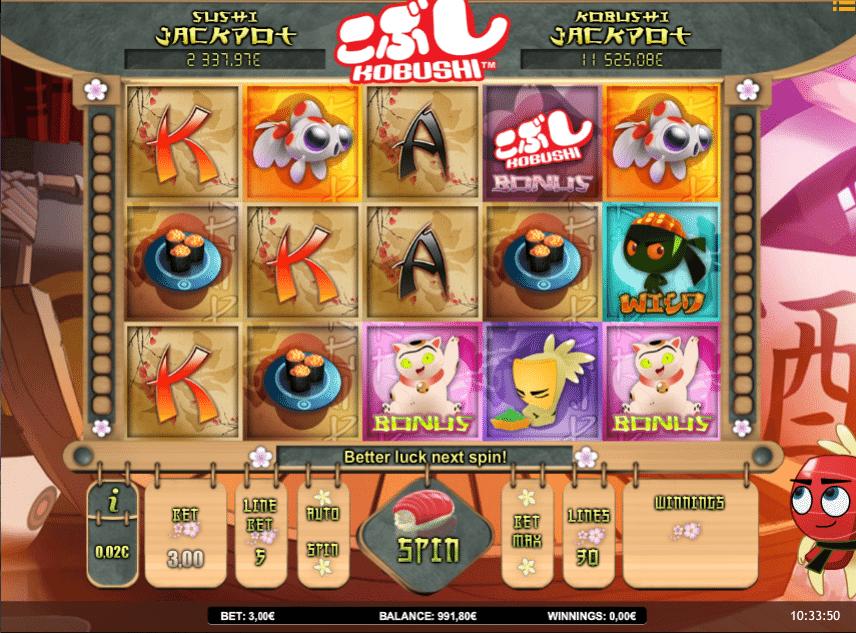 Spiele Kobushi - Video Slots Online