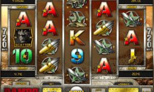 Spielautomat Rambo Online Kostenlos Spielen