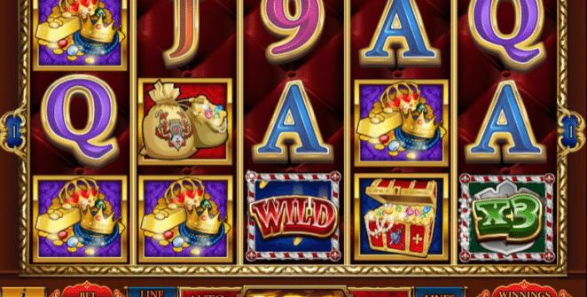 Kostenlose Spielautomat Royal Cash Online