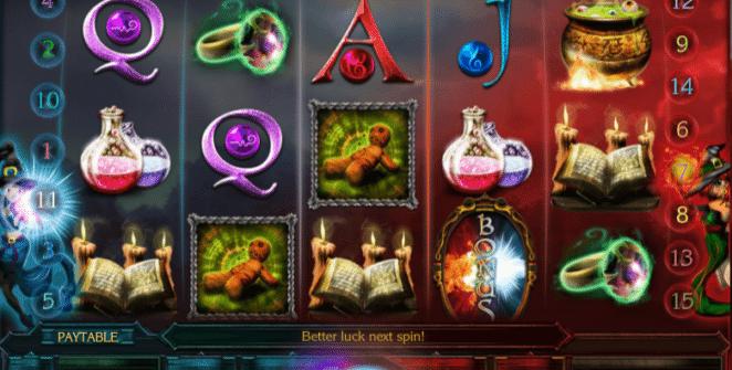 Kostenlose Spielautomat The Best Witch Online