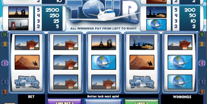 Spielautomat World Tour Online Kostenlos Spielen