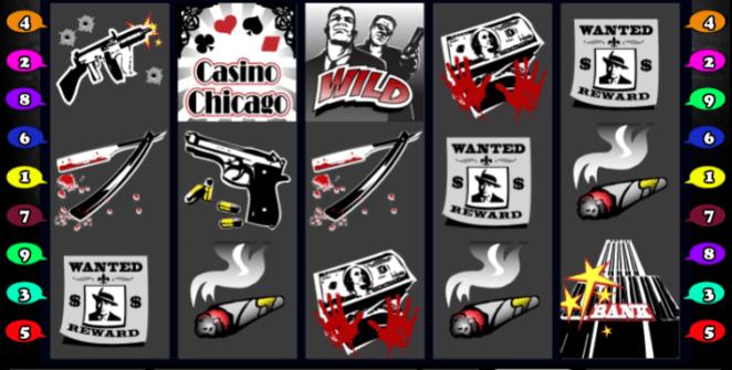 Spielautomat Chicago TH Online Kostenlos Spielen