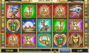 Kostenlose Spielautomat Cleopatras Secret TH Online