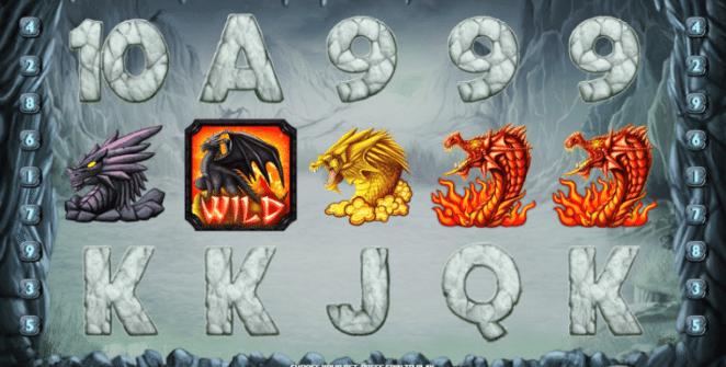 Kostenlose Spielautomat Dragon Egg Online