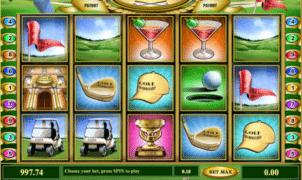 Kostenlose Spielautomat Golf Championship Online