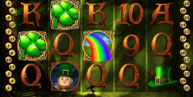 Leprechaun TH Spielautomat Kostenlos Spielen