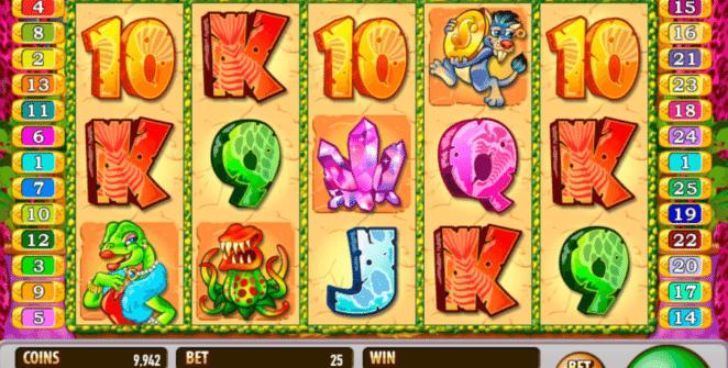 Spielautomat Cashosaurus Online Kostenlos Spielen