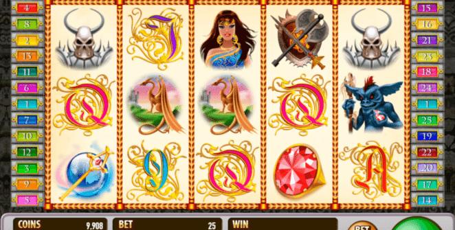 Spielautomat Dragon Castle Online Kostenlos Spielen