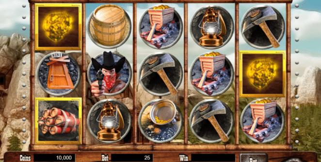 Gold Rush Habanero Spielautomat Kostenlos Spielen