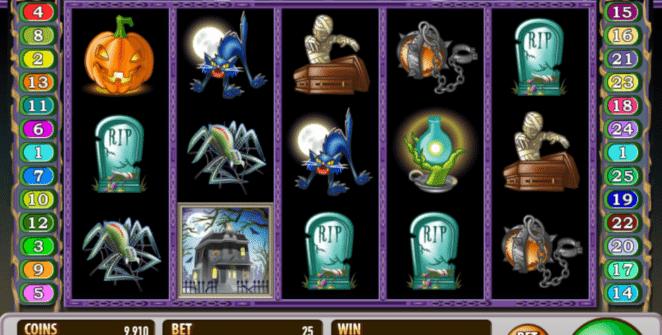 Kostenlose Spielautomat Haunted House Habanero Online