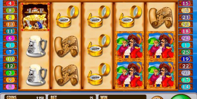 Spielautomat Pirates Plunder Online Kostenlos Spielen