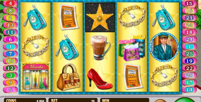 Kostenlose Spielautomat Rodeo Drive Online