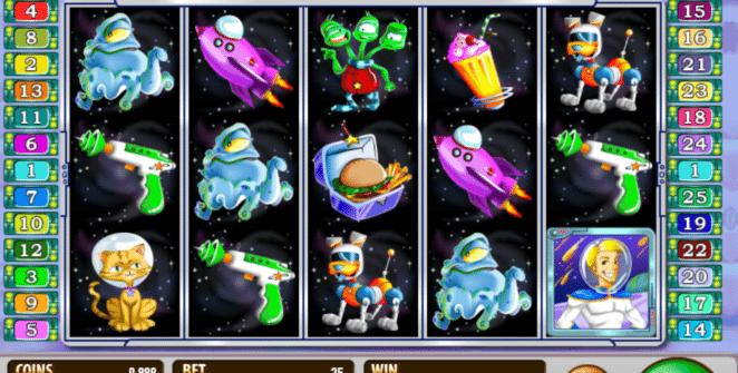 Kostenlose Spielautomat Space Fortune Online