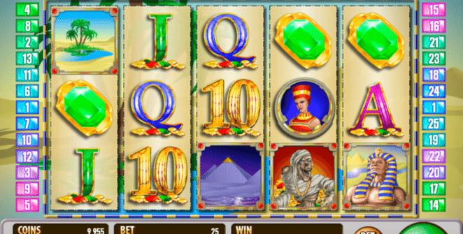 Spielautomat Treasure Tomb Online Kostenlos Spielen