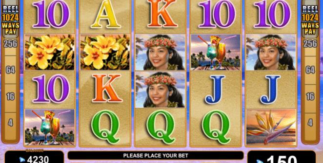 Spielautomat Aloha Party Online Kostenlos Spielen