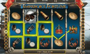 Spielautomat Emperors Fortune Online Kostenlos Spielen