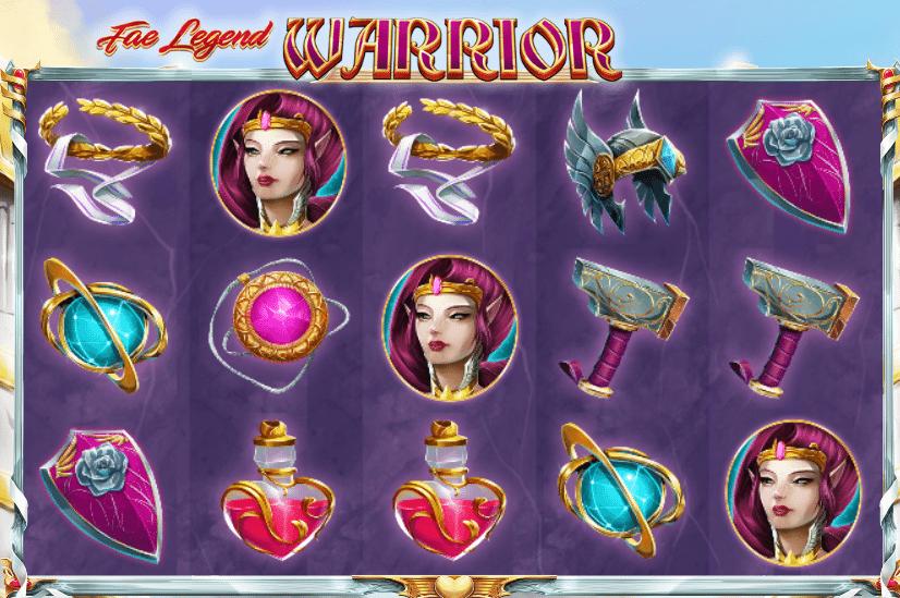 Spiele Fae Legend Warrior - Video Slots Online