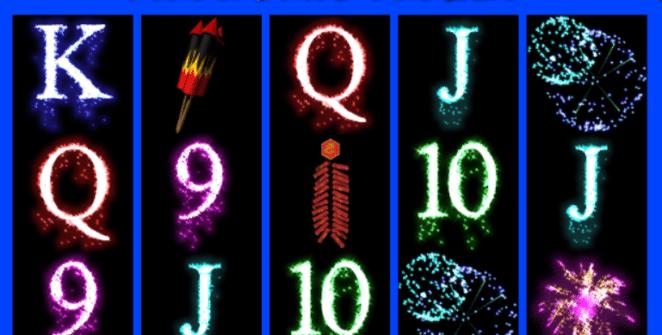 Fireworks Frenzy Spielautomat Kostenlos Spielen