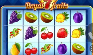 Spielautomat Royal 7 Fruits Online Kostenlos Spielen