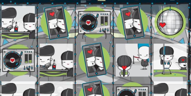 Kostenlose Spielautomat She He club Online
