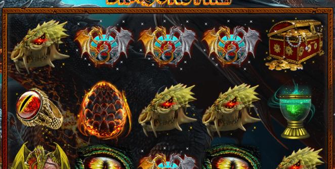 Spielautomat Super Dragons Fire Online Kostenlos Spielen